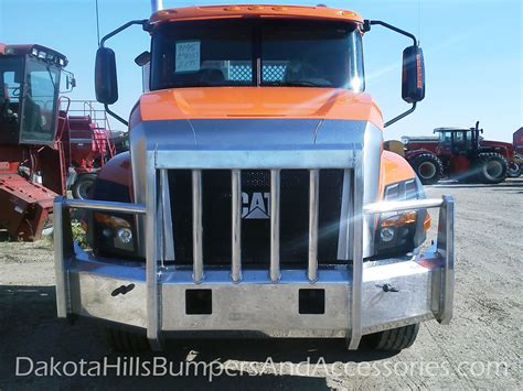 defender marine ct dakota bumpers accessories cat aluminum truck