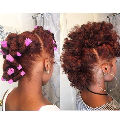 cute pin up hairstyles for black women 739 best images about black girls hair on pinterest