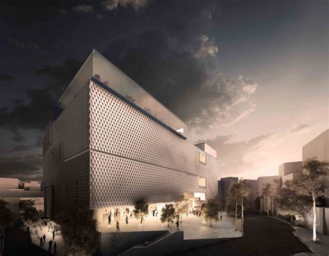 museum design proposal ko 231 contemporary art museum winning proposal grimshaw