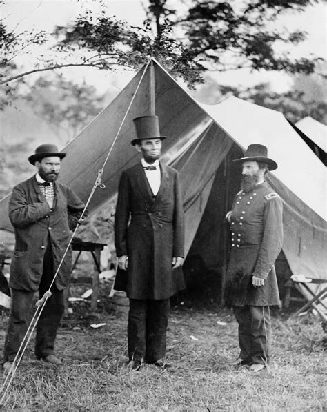 lincolns of war allan pinkerton abraham lincoln and a mcclernand