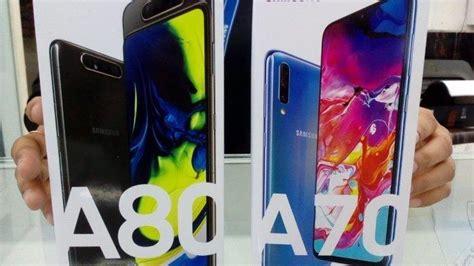 Harga Hp Samsung Galaxy A80 Terbaru 2019 by Daftar Harga Hp Samsung Terbaru Bulan Ini Dari Galaxy M10 Hingga Galaxy A80 Tribunnews