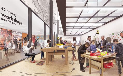 Plan Maker gallery of new images released of mecanoo s plan to