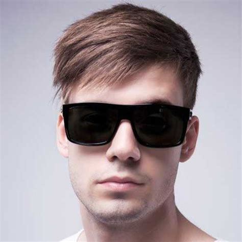 Cool Hairstyles For Guys With Thin Hair by 15 Guys With Hair Mens Hairstyles 2018