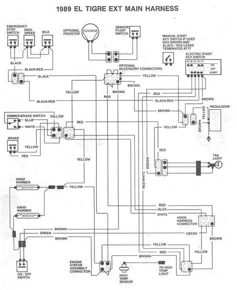 predator 500 wiring diagram 27 wiring diagram images