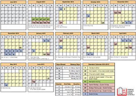 Fcps Calendar 2015 16 Fairfax County Schools Calendar 2014 2015 With A Few
