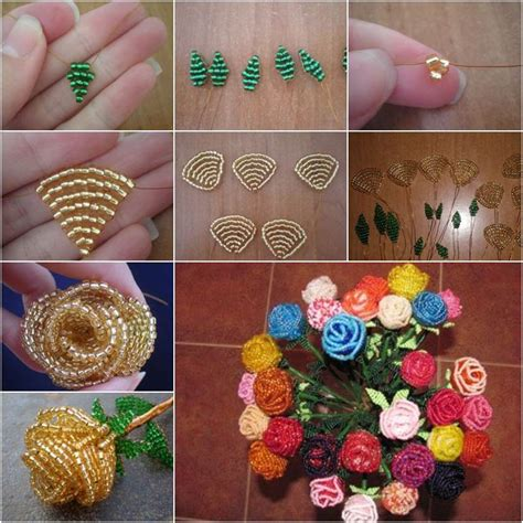 how to make your home beautiful how to make beautiful flowers from wire and thread