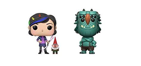 Funko Pop Jim Lake Jr With Gnome Dreamworks Trollhunters diy sword battle armor from dreamworks trollhunters