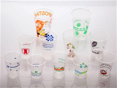 bicchieri plastica trasparenti bicchieri pla trasparenti resistenti e personalizzabili