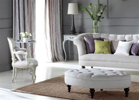 grey white and purple living room living room gray white purple green quot like this mood quot interiors living rooms