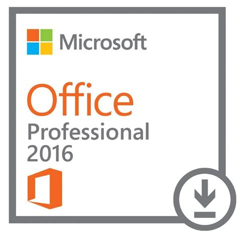 Microsoft Office Professional Microsoft Office 2016 Professional 1 Pc Delivery Office Business