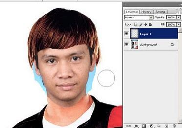 tutorial edit foto ganti wajah cara edit foto ganti wajah dengan photoshop mudah dan cepat