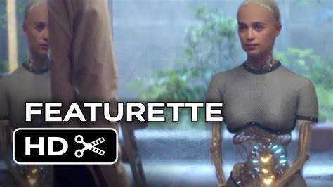 ex machina 2015 movie poster 5 scifi movies ex machina featurette becoming ava 2015 oscar isaac