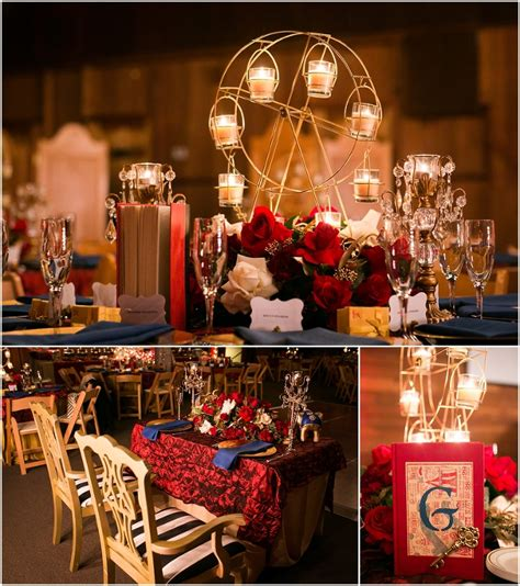 heidi and joey s vintage circus new year s wedding redlands california wedding