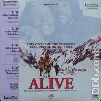 Alive The Miracle Of The Andes Laserdisc Database Alive Alive The Miracle Of The Andes Plfmc 32331 Shop