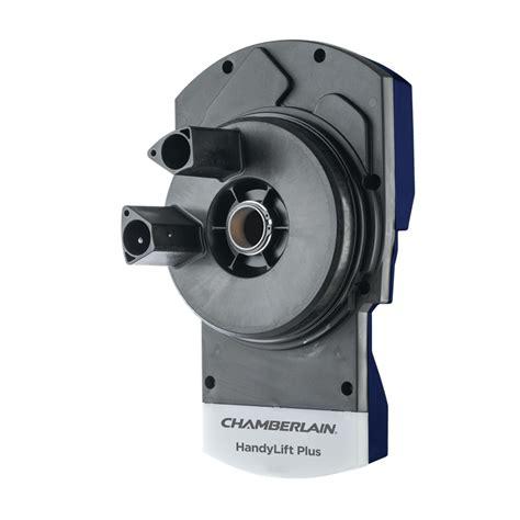 Auto Roller Door Opener by Chamberlain Handylift Plus Garage Roller Door Opener Bunnings Warehouse