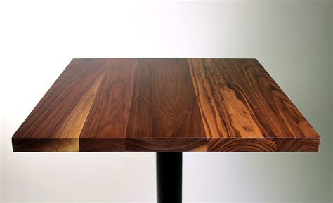 walnut table top solid walnut restaurant table top sir belly