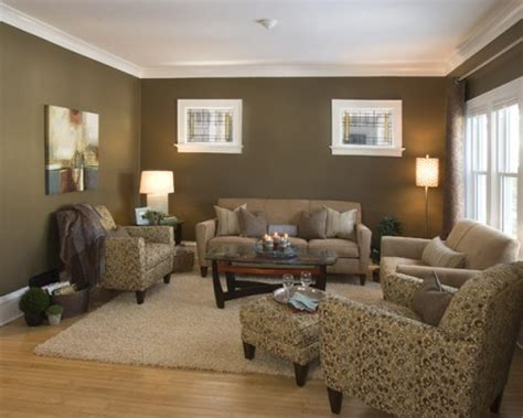 den paint colors muted colors contemporary living room milwaukee by