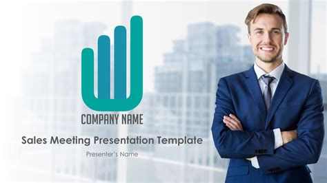 linkedin strategy template sales strategy premium powerpoint template slidestore