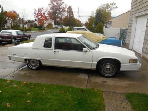 1989 cadillac parts 1989 cadillac sedan parts