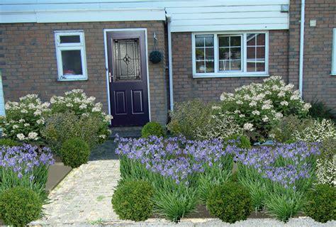 Yellow Flowers Plantplots Front Door Gardens