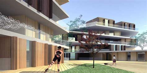 Garden Apartments On Garden Apartments Ljubljana Housing Slovenia Flats