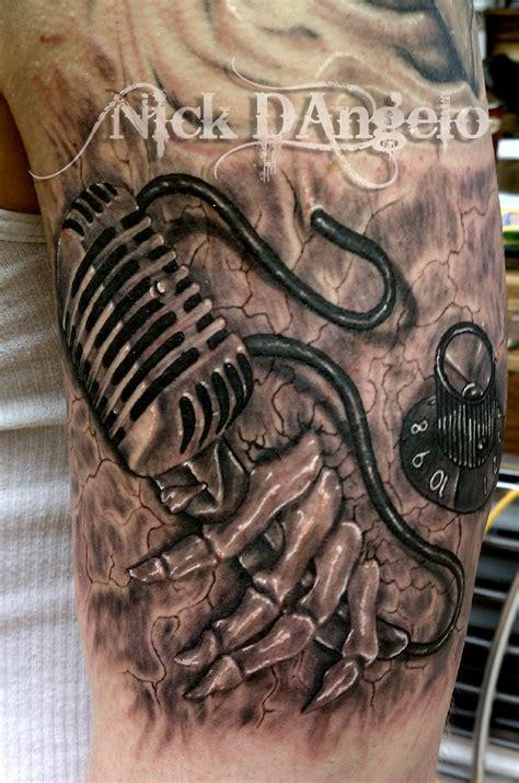 forever art tattoo 3d by nickdangelotattoos on deviantart