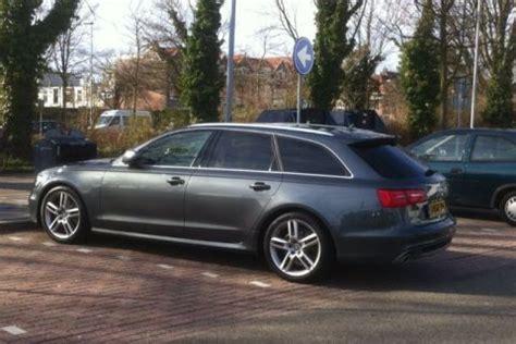 Audi A6 Avant 2 8 Fsi by Audi A6 Avant 2 8 Fsi Quattro Pro Line S 2013