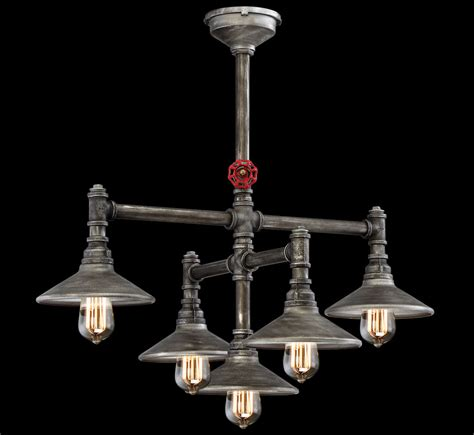 Contemporary Chandelier Lights Zinco 5 Light Large Contemporary Chandelier Grand Light