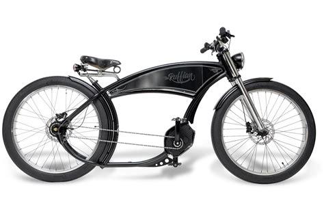 E Bike Cruiser by Ruff Cycles The Ruffian Und Mehr Cruiser E Bikes Bei