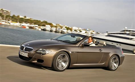 2010 Bmw M6 Convertible by Car And Driver