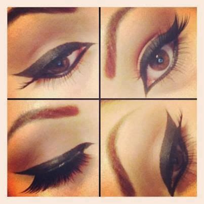 Eyeliner Arab arabic eyeliner eye makeup