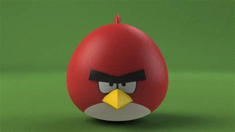 Kaos 3d Umakuka Angry Bird angry birds big solidworks step iges stl 3d cad model grabcad