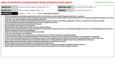 Naturopathic Doctor Cover Letter by 10 Physician Resume Sap Appeal General Practitioner Resume General Physician Resume Exles 32