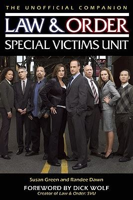 law order special victims unit unofficial companion