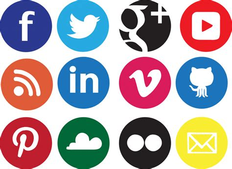 Free Email Search For Social Networks Sociocons Social Networks Icons Gpl License