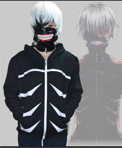 Hoodie We Anime Anime Tokyo Ghoul Kaneki Ken Hoodie Costume Jacket