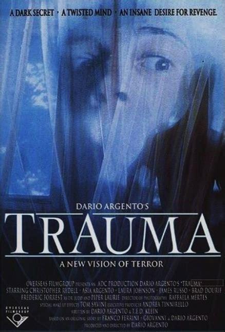 frase film enigma pel 237 cula trauma 1993 trauma dario argento 180 s trauma