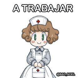 imagenes gif para iphone enfermera a trabajar etiquetas doctora enferma cruz roja