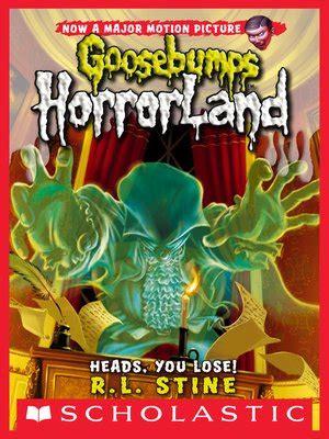 Goosebumps 18 Blood Ii Rl Stine Ebook E Book goosebumps horrorland series 183 overdrive rakuten