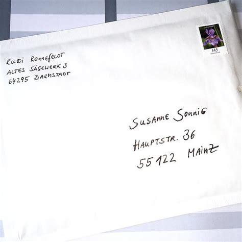 Word Vorlage Umschlag C4 Umschlag Beschriften Mit Sichtfenster Wer Keine Lust Hat Briefumschlge Mit Der Zu