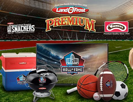 Land O Frost Sweepstakes - land o frost taste of fame sweepstakes over 225 winners