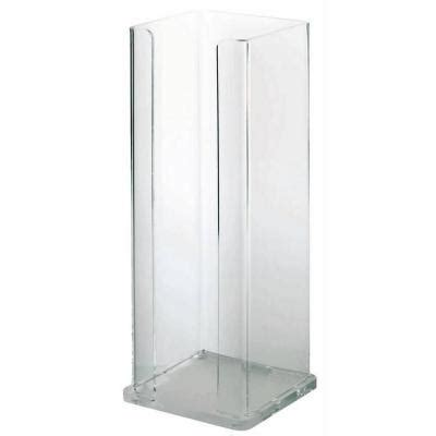 porte in plexiglass porte pots plexiglass 1 colonne pr 233 sentoirs supports