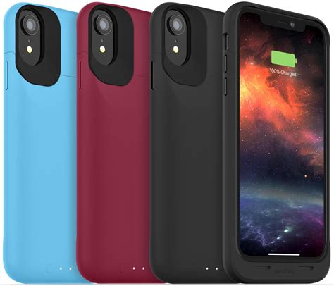 mophies juice pack air battery case  iphone xsxr