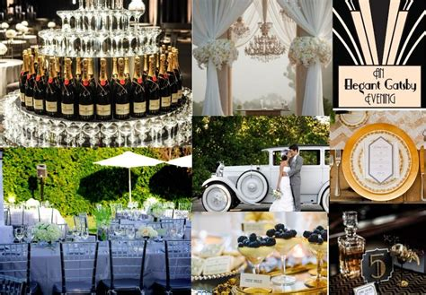 great gatsby themed party ideas great gatsby style party decorations rumble jetts let