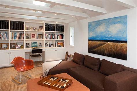 california bungalow living room contemporary with modern old bungalow in california gets contemporary makeover