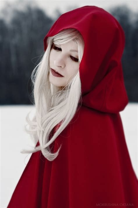 Picture Of Little Red Riding Hood Wedding Inspiration