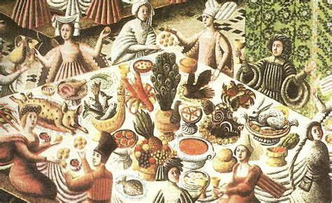 banchetto medievale azione settimanale di migros ticino bacco e le donne