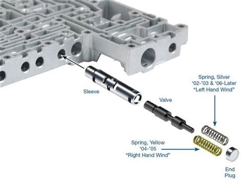 6374120k Accumulator Control Valve Kit