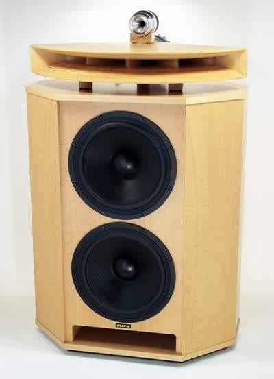 Speaker Visaton soundlabs monitor 890 mk iii speaker kit