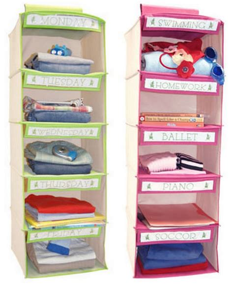 best 25 weekly clothes organizer ideas on